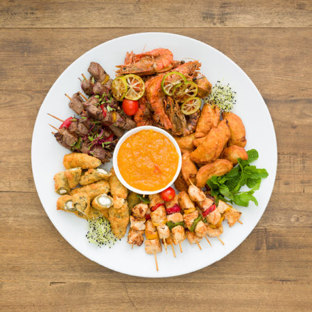 Hot Party Platters OPEN Food