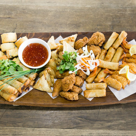 Hot platters - OPEN Food Group