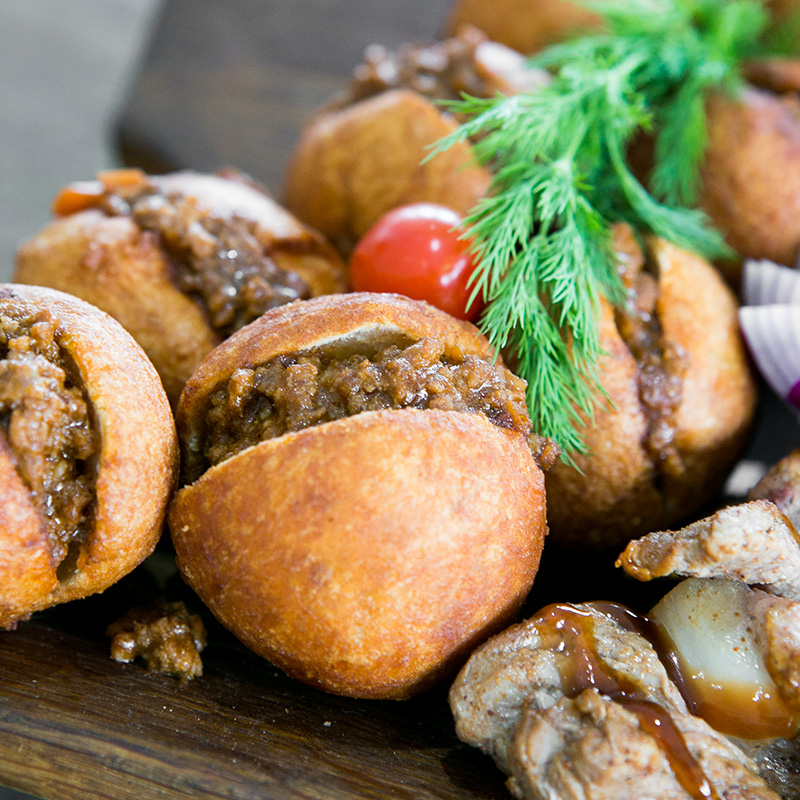 Proudly South African Gourmet Open Food